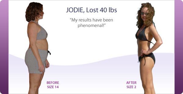 HCG Success Story - Jolie